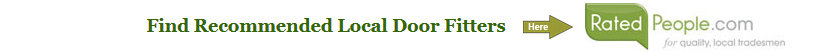Click for a Local Door Fitter
